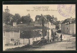 CPA Chatenois, La Curtille - Chatenois