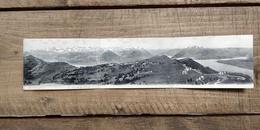Rigi-Kulm. Panorama. Triple Carte - LU Lucerne