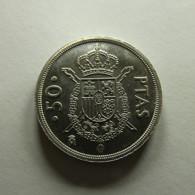 Spain 50 Pesetas 1984 - [ 5] 1949-… : Kingdom