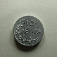 Greece 10 Lepta 1922 George II - Grèce