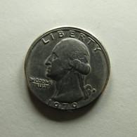 USA 1/4 Dollar 1979 With Defect - 1932-1998: Washington