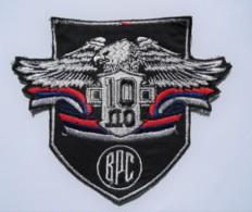 1991-1995 Bosnian War - Serbian Paramilitary 10th SABOTAGE DETACHMENT - Sleeve Patch - Stoffabzeichen