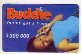 ZIMBABWE PREPAYEE 300 000$ BUDDIE ECONET - Zimbabwe