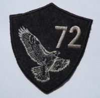 "1991-1995 Bosnian War - Serbian COUNTER-TERRORIST BRIGADE ""HAWKS"" - Sleeve Patch - Stoffabzeichen"