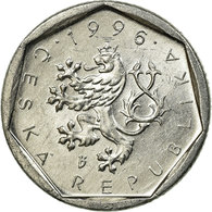 Monnaie, République Tchèque, 20 Haleru, 1996, TTB, Aluminium, KM:2.1 - Tschechische Rep.