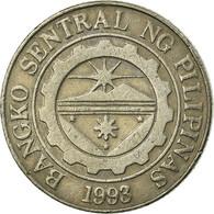 Monnaie, Philippines, Piso, 1995, TTB, Copper-nickel, KM:269 - Philippines