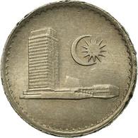 Monnaie, Malaysie, 5 Sen, 1979, Franklin Mint, TTB, Copper-nickel, KM:2 - Malaysia