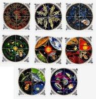 BURUNDI, Space, Yv 537-52, Av 273-88, Used, F/VF, Cat. € 10 - 1962-69: Neufs