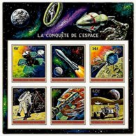BURUNDI, Space, Yv Bk 55A, ** MNH, F/VF, Cat. € 15 - 1962-69: Neufs