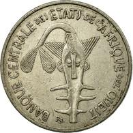 Monnaie, West African States, 100 Francs, 1978, TTB, Nickel, KM:4 - Côte-d'Ivoire