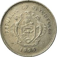 Monnaie, Seychelles, Rupee, 1995, TTB, Copper-nickel, KM:50.2 - Seychelles