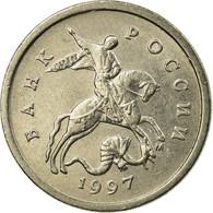 Monnaie, Russie, Kopek, 1997, Saint-Petersburg, TTB, Copper-Nickel Plated Steel - Russie