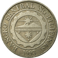 Monnaie, Philippines, Piso, 1998, TTB, Copper-nickel, KM:269 - Philippines