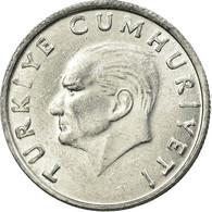 Monnaie, Turquie, 10 Lira, 1988, TTB, Aluminium, KM:964 - Turquie