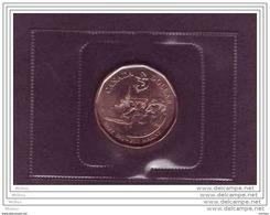 Canada, 2010, 1$, Marine, UNCL Scellé Dans Pochette En Plastique, Militaria, Bateau, Boat, In Plastic Enveloppe - Canada