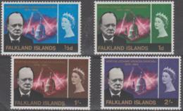 FALKLAND ISLANDS  - 1966 Sir Winston Churchill. MNH ** - Falklandeilanden