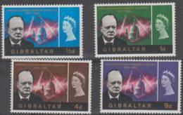 GIBRALTAR  - 1966 Sir Winston Churchill. MNH ** - Gibraltar