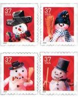 Ref. 110759 * MNH * - UNITED STATES. 2002. CHRISTMAS . NAVIDAD - Unused Stamps