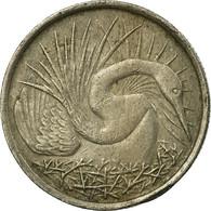 Monnaie, Singapour, 5 Cents, 1967, Singapore Mint, TTB, Copper-nickel, KM:2 - Singapour