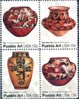 Ref. 311030 * MNH * - UNITED STATES. 1977. ARTE DE LA INDIA - Unused Stamps