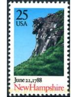 Ref. 249278 * MNH * - UNITED STATES. 1988. NEW HAMPSHIRE BICENTENNIAL . BICENTENARIO DEL ESTADO DE NEW HAMPSHIRE - United States