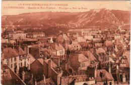 6AH 249. CHERBOURG - QUARTIER DU PONT TOURNANT - Cherbourg