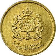Monnaie, Maroc, Mohammed VI, 10 Santimat, 2002, Paris, TB+, Aluminum-Bronze - Morocco