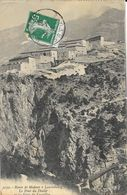 Route De Modane à Lanslebourg (Savoie) Le Pont Du Diable Et Les Forts De Lesseillon - Carte Reynaud N° 3030 - France