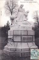 18 - Cher -  AUBIGNY -  Monument Des Grands Jardins - Aubigny Sur Nere