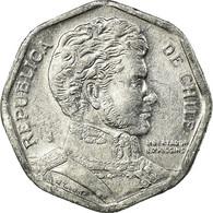 Monnaie, Chile, Peso, 1997, Santiago, TTB, Aluminium, KM:231 - Chile