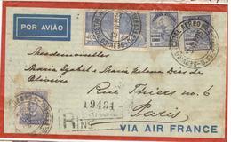 17083 - Via AIR FRANCE - Brésil