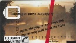 TELECARTE 50....REGION CENTRE   LE COEUR DE FRANCE.....NEUVE SOUS BLISTER... - France