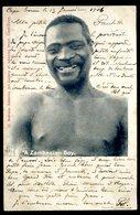 Cpa Afrique Du Sud South Africa -- A Zambasian Boy AFS11 - Sud Africa