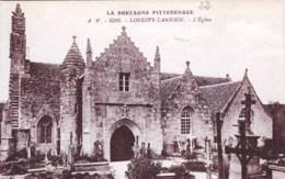 22 - LOGUIVY - LANNION - L Eglise - Lannion