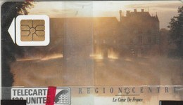 TELECARTE 120...REGION CENTRE   LE COEUR DE FRANCE.. PETIT TIRAGE  NEUVE SOUS BLISTER - France