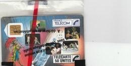 TELECARTE 50...1988 : NAISSANCE DU CABLE   1989 ACCES AU CABLE POUR TOUS...NEUVE SOUS BLISTER - 50 Unités