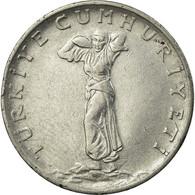 Monnaie, Turquie, 25 Kurus, 1966, TTB, Stainless Steel, KM:892.3 - Turquie