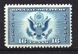 1934  Express 16 Cts MNH (938) - Estados Unidos