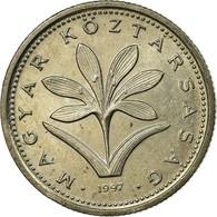 Monnaie, Hongrie, 2 Forint, 1997, TTB, Copper-nickel, KM:693 - Hungary
