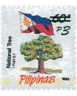 Ref. 110764 * MNH * - PHILIPPINES. 2002. TREE . ARBOL - Árboles