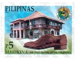 Ref. 110766 * MNH * - PHILIPPINES. 2002. MARIKINA - Filipinas