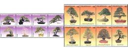 Ref. 259678 * MNH * - PHILIPPINES. 2004. BONSAIS - Végétaux
