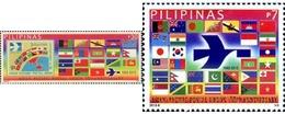 Ref. 299934 * MNH * - PHILIPPINES. 2012. CINCUENTENARIO DE LA UNION POSTAL DE ASIA-PACIFICO - Philippines