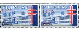 Ref. 312888 * MNH * - PHILIPPINES. 1965. TUBERCULOSIS - Filippine