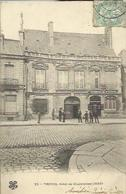 9158 - CPA Troyes - Hôtel De Chapelaine (1530) - Troyes