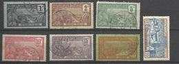 Guadeloupe  Poste   N° 55 ; 56 ; 58 à 61 Et 103  Oblitérés   B/TB        ..........soldé à  Moins De 20 %  ! ! - Used Stamps