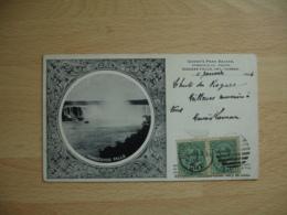 1901 Queens Park Bazaar Zybach Proprietaire Bigara Falls - Niagara Falls