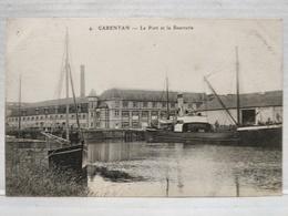 Carentan. Le Port Et La Beurrerie - Carentan