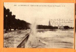 SPR404, La Rochelle, 1087, Circulée Sous Enveloppe - La Rochelle