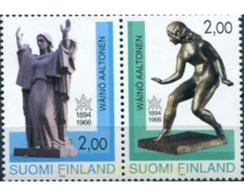 Ref. 109759 * MNH * - FINLAND. 1994. CENTENARY OF THE BIRTH OF WAINO AALTONEN . CENTENARIO DEL NACIMIENTO DE WAINO AALTO - Finlandia